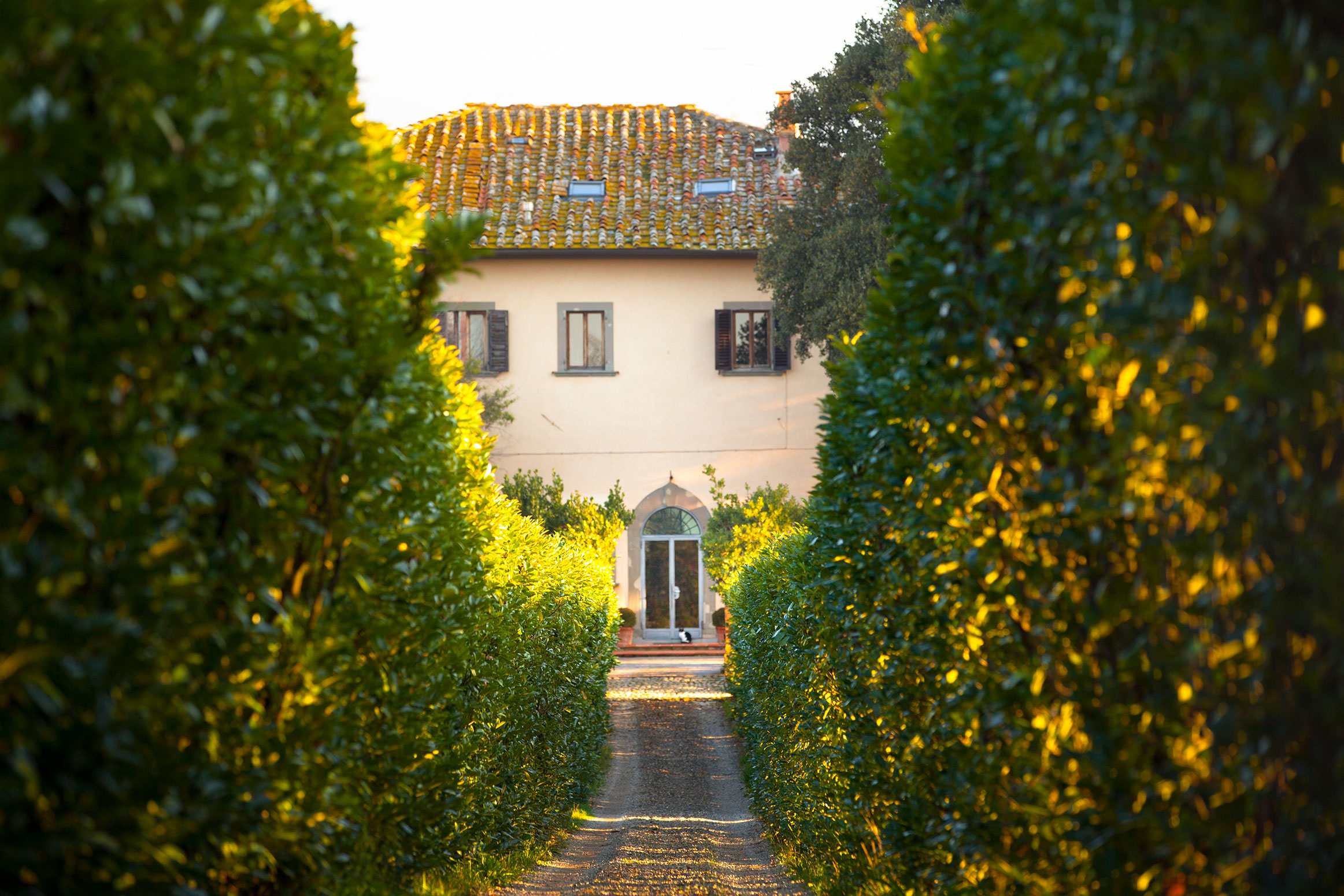 Historical Villa in Chianti Tuscany near Florence and Siena